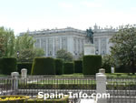 spain photo royal palace